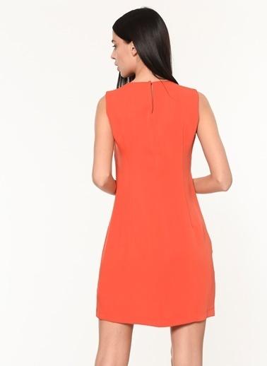 GIZIA Elbise Oranj